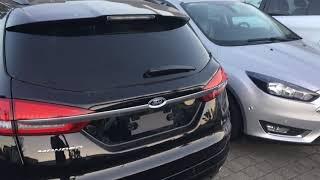 Neu: Ford Mondeo Facelift 2018 | Modifizierung Titanium/St-Line/Vignale