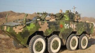 国防新装备  精锐尽出的中国战车