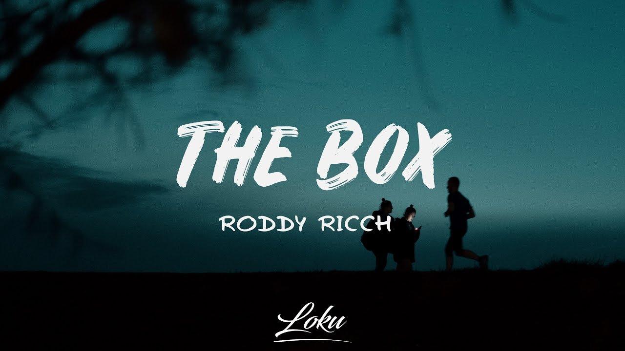 Roddy Ricch - The Box (Lyrics) #1