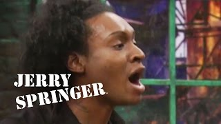 Jerry Springer Official - My Cheerleading Stole Your Man