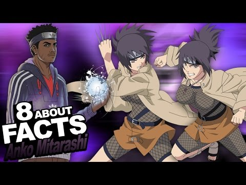 8 Facts About Anko You Should Know!!! w/ ShinoBeenTrill