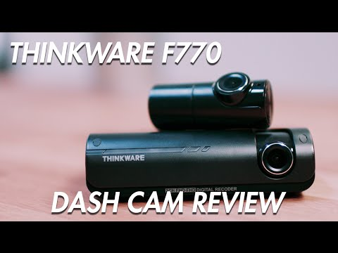 Thinkware F770 Dashcam Review - BlackboxMyCar
