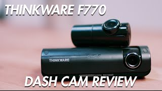 Thinkware F770 Dashcam Review - BlackboxMyCar