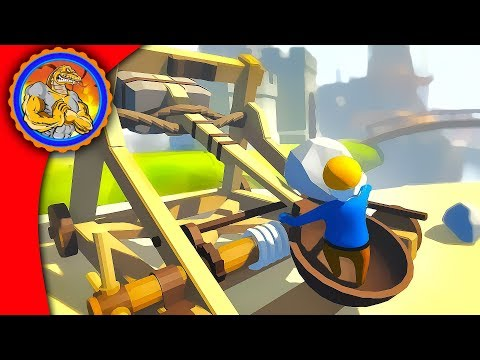 🔴 [LIVE] VICTORY for the HUMANS!!! | Human Fall Flat Multiplayer 4 player co-op online PC