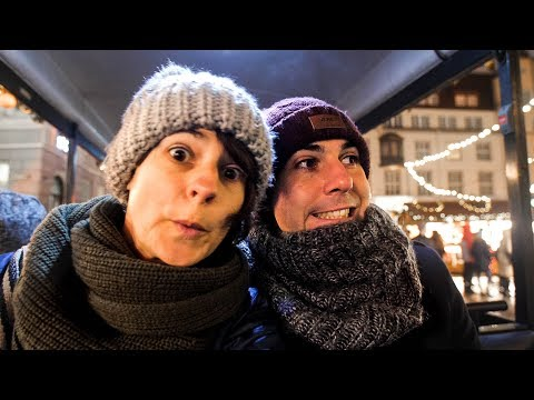 What our RELATIONSHIP is REALLY like! Lapland to Helsinki to Tallinn Travel Vlog