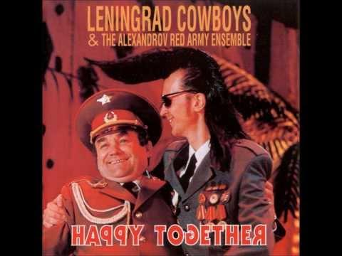 Клип Leningrad Cowboys - Yellow submarine