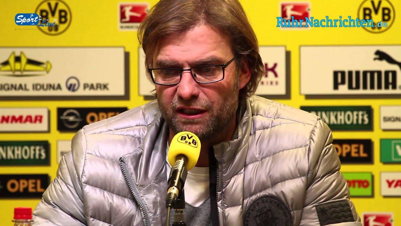 BVB Pressekonferenz vom 14. Dezember 2012 vor dem Spiel TSG Hoffenheim gegen Borussia Dortmund