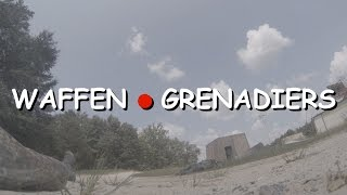 Friends | WW2 Airsoft | Waffen Grenadiers