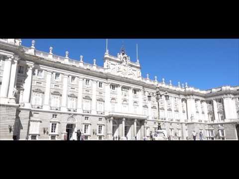 Madrid 2017: Travel Video Montage