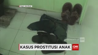 Kontrakan Tersangka Prostitusi Anak untuk Gay Digeledah