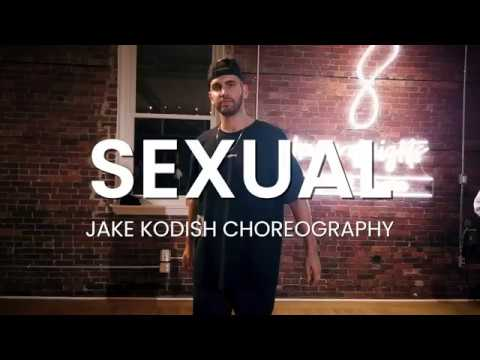 Sexual - Neiked Ft Dyo | Jake Kodish Choreography