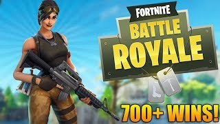 Fortnite Battle Royale: NEW MAP UPDATE HYPE! - 700+ Wins - Level 90+ - Fortnite Gameplay - (PS4 Pro)
