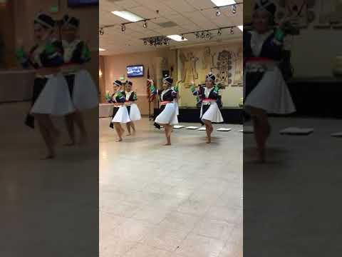 Nkauj Hmoob Pacific - Hmong Dance