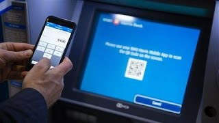 Withdraw Cash Without a Card? There's an App for That