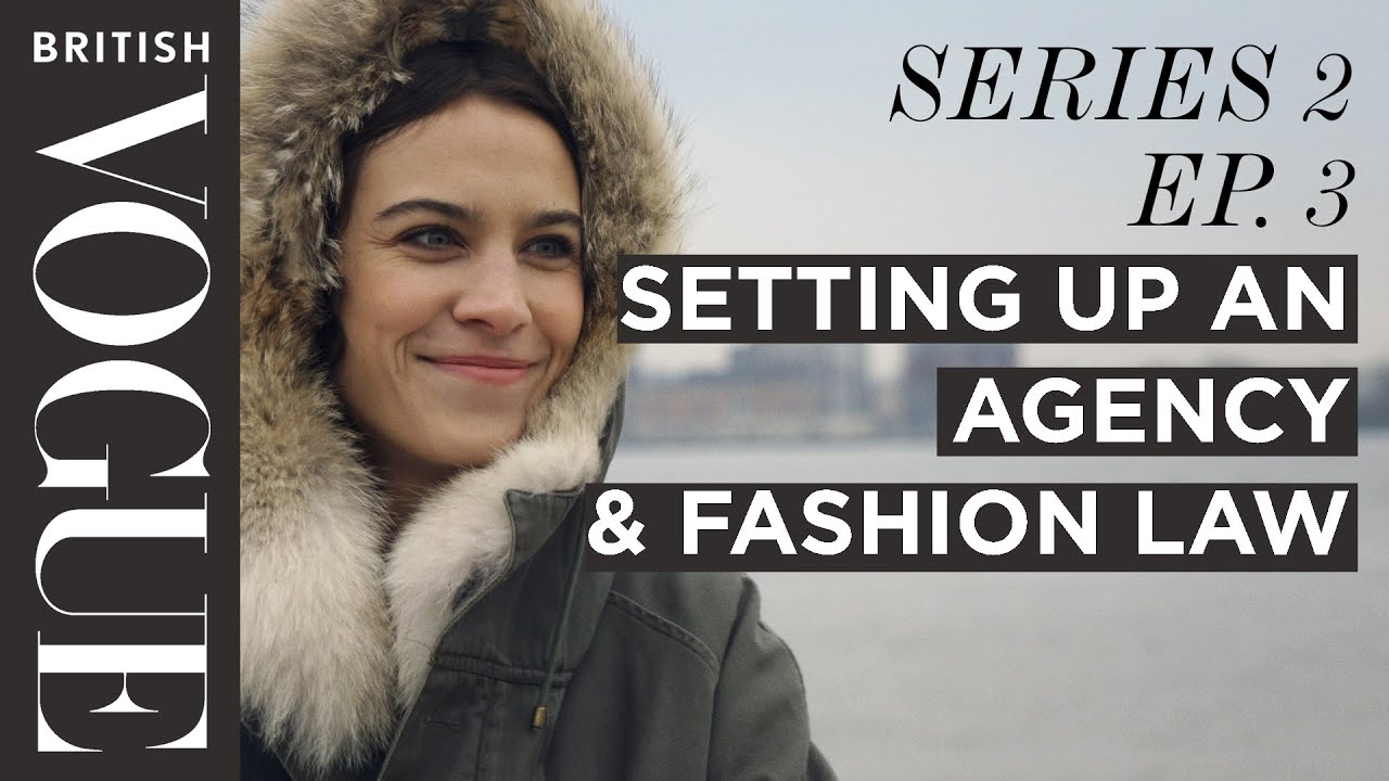 Image result for British Vogue Youtube setting up an agency