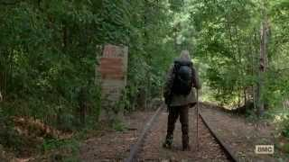 "The Walking Dead ""No Sanctuary"" End Credits Scene"