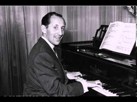 Vladimir Horowitz Plays Bach-Busoni Toccata In C Maj (1950)