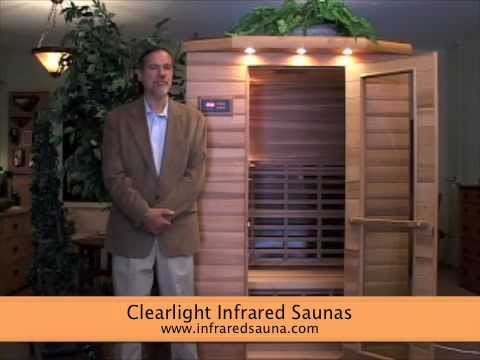 Welcome to Clearlight Infrared Saunas