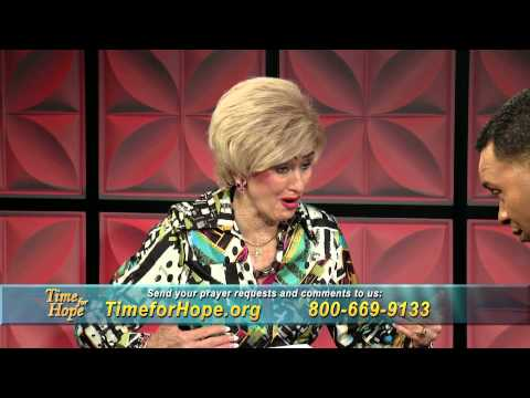 """Pt 1 """"Real Love"""" - Andy Thompson: Time for Hope w/ host Dr. Freda Crews"""
