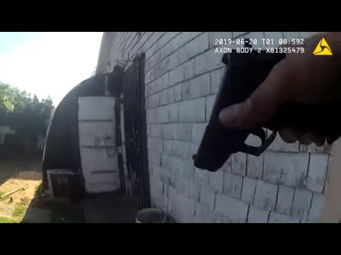 Sacramento police shooting body cam released | Full news conference (Friday June 21)