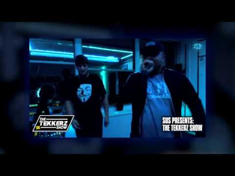 Sus - Tekkerz Show [006] FT. HighPriest187 - FP Radio.