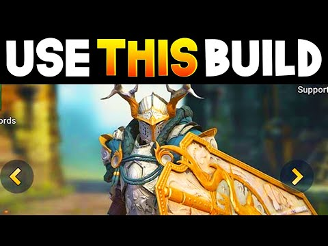 STAG KNIGHT: The BEST BUILD for MAX POTENTIAL!
