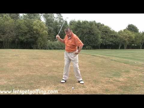 Basics of Golf: The Swing – Golf Instruction from PGA Pros