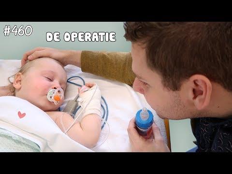 DE OPERATIE VAN FINLEY | Familie Vlog 460