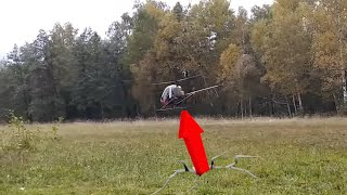 Самодельный вертолёт от Российского Кулибина.(В видео показан вертолёт собранный из подручных средств своими руками., 2016-09-26T15:28:43.000Z)