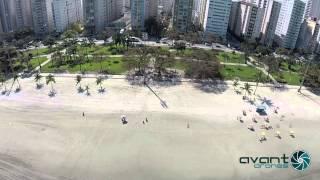 Baixar Filmagem da Praia de Santos com Avant Drones