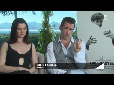The Lobster: Colin Farrell, Léa Seydoux et Ariane Labed  Entrée libre