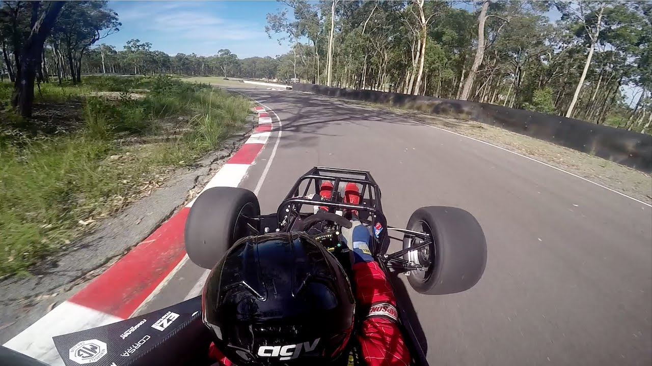 Download NU Racing: UON Formula SAE Team
