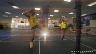 4B - Carnival (feat. Bunji Garlin) | Zumba® Fitness | Masterjedai