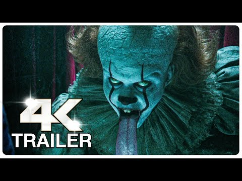 IT CHAPTER 2 : 5 Minute Trailers (4K ULTRA HD) NEW 2019