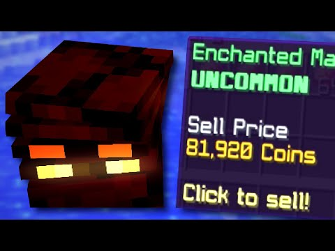 5 ways to get coins FAST in Hypixel SkyBlock | Tutorial and Guide thumbnail