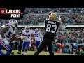Bortles 4th and Goal Touchdown is Key in Defensive Struggle (Wild Card) | NFL Turning Point