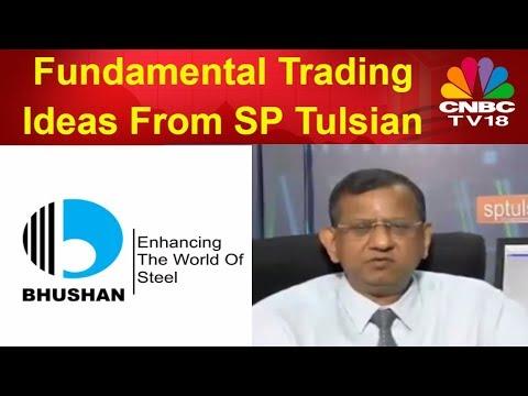 SP Tulsian's Long Term Stock Pick | Bhushan Steel | Open Exchange | CNBC TV18