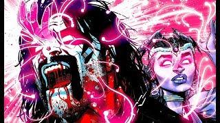 Teen Titans : Crush Destroys Lobo