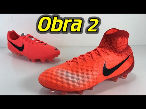 Nike Magista Obra 2 (Radiation Flare Pack) - One Take Review + On Feet