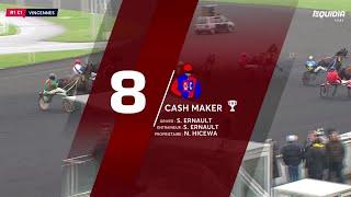 Vidéo de la course PMU PRIX MICHEL-MARCEL GOUGEON