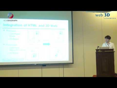 Web3D 2015 Conference, June 19 part 2