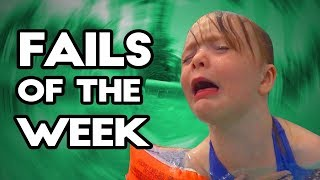 Fails kids in the pool 2017