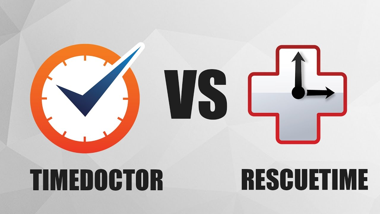 Time Doctor vs Rescue Time