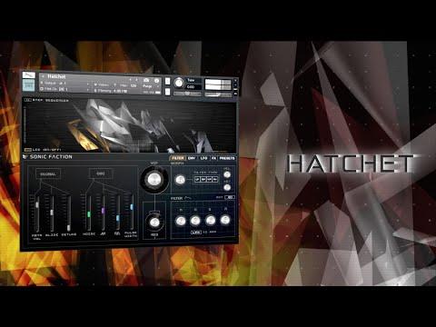 Evolving Arpeggios with Hatchet