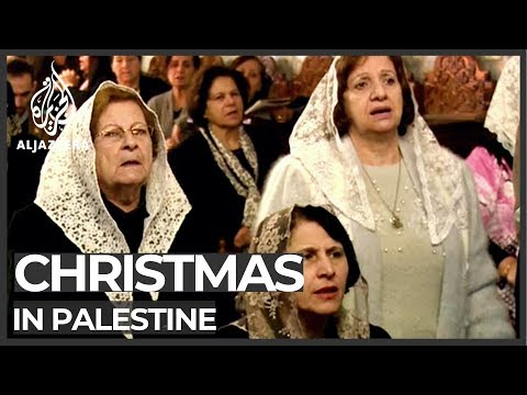 Christmas in Gaza: Christian community is getting smaller