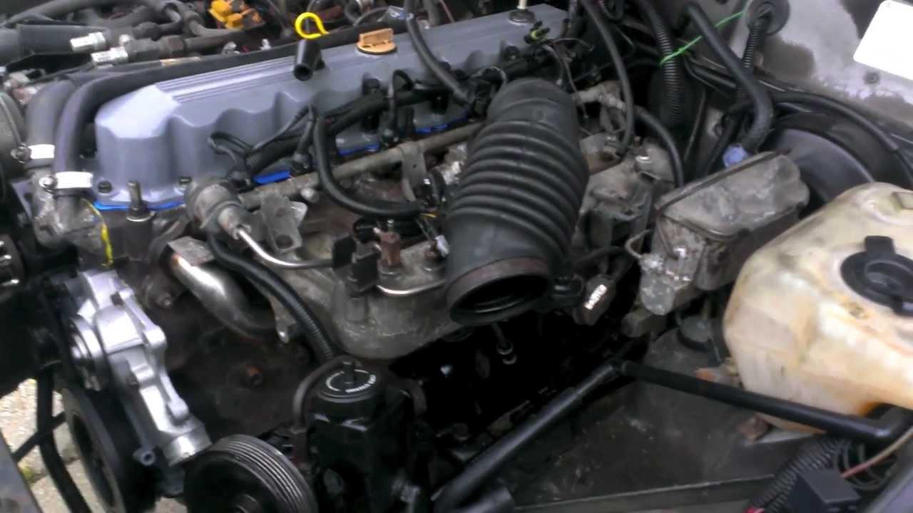 Jeep Tj Fuel Rail Removal