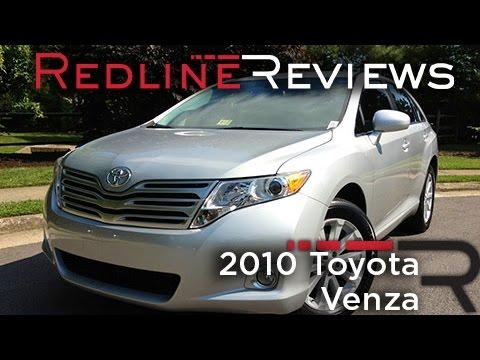 2010 Toyota Venza Review, Walkaround, Exhaust & Test Drive
