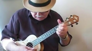 "TONIGHT YOU BELONG TO ME for the UKULELE - UKULELE LESSON / TUTORIAL by ""UKULELE MIKE"""