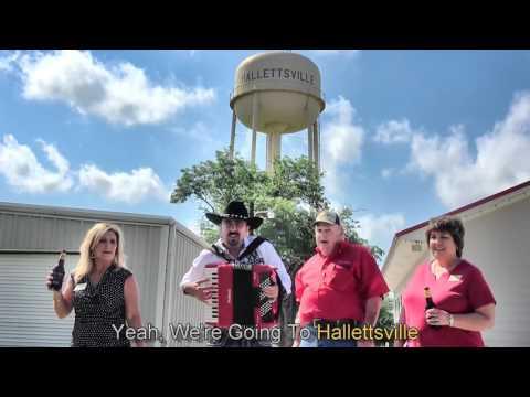 """Going To Hallettsville"" by CHRIS RYBAK"