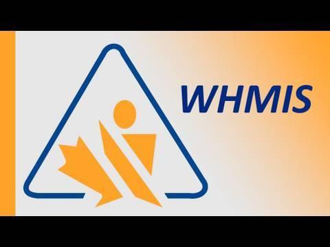 Whmis Training Video Canada Workplace Hazardous Materials